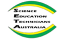 Science Education Technicians Australia Logo
