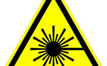 International Laser Warning Symbol