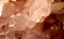 Rock crystals