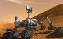 One of NASA's Mars rovers