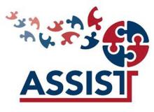 Science ASSIST Bringing the pieces together logo