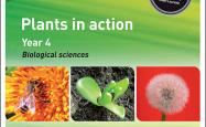 Plants in action book cover