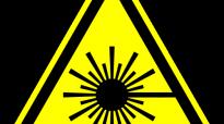 International Laser Warning Symbol