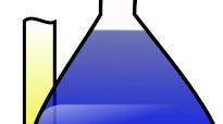 An illustration of chemical laboratory apparatus