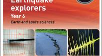 Primary Connections 'Earthquake explorers' cover