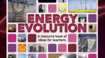 Cover for the Energy Evolution National Science Week Resource Book